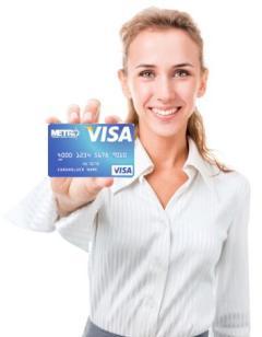 woman with METRO visa_web